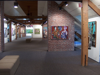 Stewart Hall Art Gallery