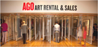 Art Gallery of Ontario | Art Rental + Sales Gallery
